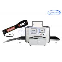 Buy cheap PG8065 Multi Energy Airport Security X Ray Scanner / 38mm Steel Penetration Baggage X Ray Machine from wholesalers