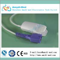 reusable 1m adult clip Nellcor spo2 sensor 9pin Manufactures