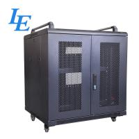 800KG Loading Capacity Server Rack Cabinet PDU Rack IP20 SPCC Material Rolling for sale