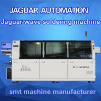 Quality high quailty and high stability smt machine wave soldering machine factory price for sale