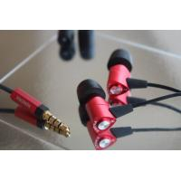 Factory Price In-ear Mobile Phone Earphones with Mic Manufactures