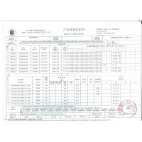 JF Sheet Metal Technology Co.,Ltd Certifications