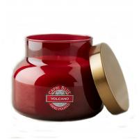 Custom Candle Jar Scented Jar Candle With Metal Lids Folding Box Packaging Manufactures