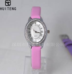 China reloj dama luxury watch for women fashion watch Small band genuine leather de longe quartz watch ladies fashion watches on sale