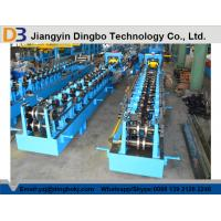 China 13-15 rows Rollers C Purlin roll forming machine / flattening deviceC80 on sale
