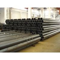 Hot Galvanized Seamless / ERW Cabon Steel Pipe Q235 A106 Gr.B With Plastic Cap Manufactures
