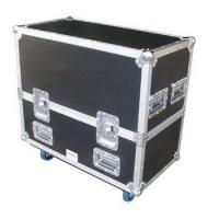 aluminum flight case with wheels and safe locks and strong handle size :1200*600*630MM ,player case ,stage carry case Manufactures