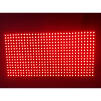 China DIP570 Scrolling LED Display Module Flexible Outdoor / Indoor RGB Full Color P10 on sale
