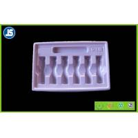 Plastic Cosmetic Vacuum Formed Packaging Trays Eco-Friendly For Makeup Manufactures