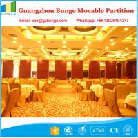 Interior Position / Finished Surface Movable Partition Walls MDF + Aluminum Manufactures