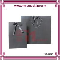 Good quality colorful paper boutique bags on sale made in china for men shirt Manufactures