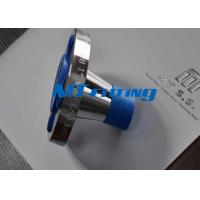 ASME / ANSI B16.5 F316 / 316L Stainless Steel Welded Neck Flange For Connection Manufactures