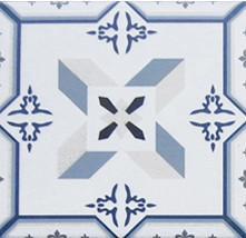 Rustic Patterned Bathroom Floor Tiles Lightness Of Strure Matt Glazed Surface Manufactures