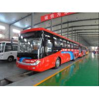 50-60 Seats Public Transportation Bus , City Service Bus With Pull - Push Windows Manufactures