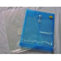 Vinyl File Bag With Cord Manufactures
