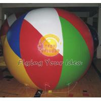 Mix Color Inflatable Advertising Balloon for political election, Inflate Ground Balloons Manufactures