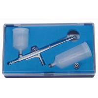 AB-131 Professional Airbrush Set Double Action With Chrome Plated Treatment Manufactures