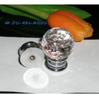Fashion Crystal Glass Cabinet Knob (JD-KN-A010) Manufactures