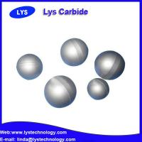 Tungsten carbide balls / tungsten carbide ball bearing / cemented carbide ball Manufactures