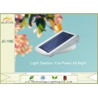 Landscape Wall Weatherproof 3W Solar Powered Night Light 220*140*80mm Manufactures
