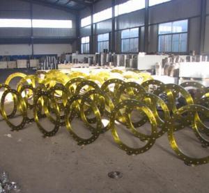 JIS B2220-1984 16K SOP Carbon Steel Flange Manufactures