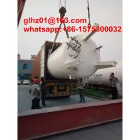 China made white CO2 Tank, Cryogenic Tank, vertical low temperature storage tank Manufactures