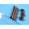 Buy cheap 95% Alumina Ceramic Shaft and bearings Brown Color Pump Components Circulating from wholesalers