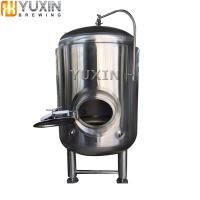 horizontal stainless steel bright beer serving tank 500l 1000l
