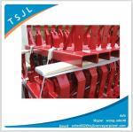 Power coating for belt conveyor trough idler roller frame Manufactures