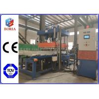 Customized Rubber Press Machine Column Type 120T Pressure 1200 X 1200mm Hot Plate Size Manufactures