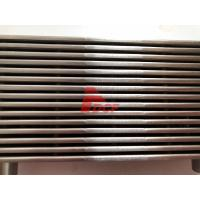 China D7D Engine Oil Cooler Cover Core For Volvo Excavator Spare Parts on sale