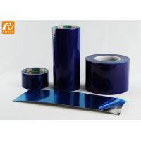 China Wholesale Surface Protective light blue pe protective film for aluminum sheets on sale