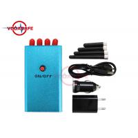 Four Antennas Cell Phone Frequency Jammer , Mobile Phone Jammer Effective Up To 10m Manufactures