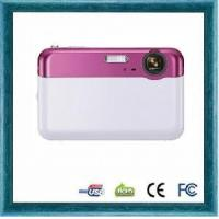 Digital Camera with Built-in Lithium Battery Manufactures