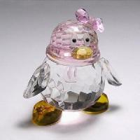 Crystal Figurine, Home Decoration, Crystal Arts, Christams Gift (JD-DW-004) Manufactures