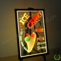 China 2012 New Electronic Products LED Writing board on sale