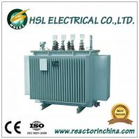 Quality 3 phase oil filled distribution transformer 200kva for sale