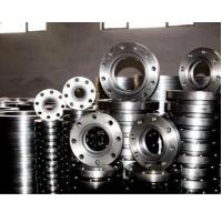 High Performance ANSI Slip - on Forging Flange ISO & CE Certificate Manufactures