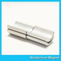 N35-N52 Permanent Motor Neodymium Magnet Curved Shaped Customized Manufactures