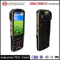 Rugged Android Warehouse Portable Data Terminal Barcode Scanner Magnetic Charging Manufactures