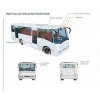 Quality High Resolution School Bus Camera Systems Video Recording, Bird View System for sale