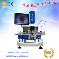 High precision optical WDS-620 automatic BGA rework station for repairing mobile computer motherboard Manufactures