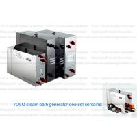 Commercial Steam Bath Generator 220v , 5kw Steam Shower Generator Manufactures