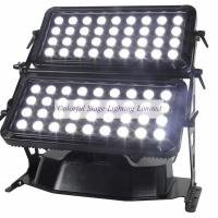 72*10W RGBW 4 in 1 Outdoor LED City Color Manufactures