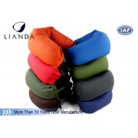 Comfort  Memory Foam Cervical Pillow With Neck Support , Colorful Foam Contour Pillow Manufactures