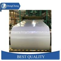 China White 3003 PVDF Color Coated Aluminum Sheet Coil For Construction on sale