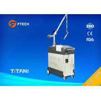 China High Energy Less Pain Q Switched ND YAG Laser Machine SP LP PTP Mode on sale