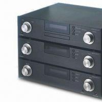 CD Player/Tuner/Stereo Amplifier with Remote Control and High-quality VFD Display Manufactures