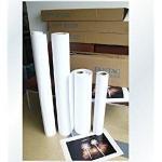 Big Rolls Satin Photographic Paper 190 GSM , RC Satin Finish Printer Paper Manufactures