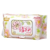 China High Capacity Baby Wipes Making Machine PLC Control System Easy Operation on sale